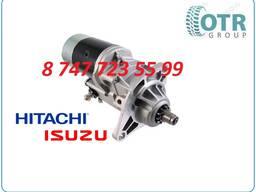 Стартер Hitachi 330, 6hk1 1-81100-4173