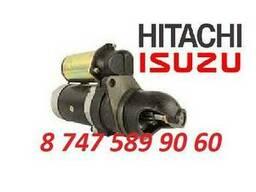 Стартер Hitachi ex300-5, Isuzu 6sd1 1811002941