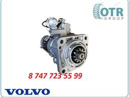 Стартер на экскаватор Volvo ec290