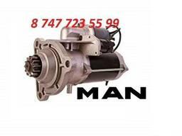 Стартер на грузовик Man TGA 0001241021