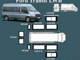 Стеклопакеты для Ford Transit LWB