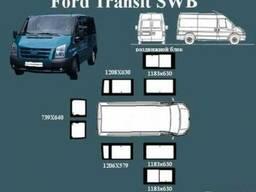 Стеклопакеты для Ford Transit SWB