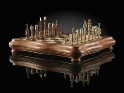 Стиль Калверт - основоположником стал английский шахматный