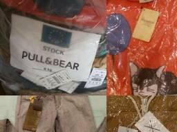 Сток одежда (stock) в Казахстане на вес: H&M, Pull& B - фото 3