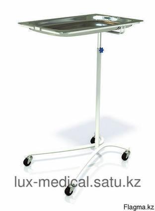 Стол для операционных инструментов (типа Гусь)