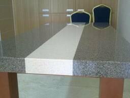 Стол обеденный из искусственного камня в Астане на заказ
