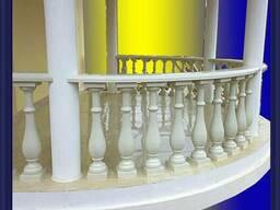 Столешницы, вазы, фонтаны , балясины. - фото 2