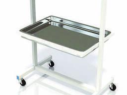 Столик процедурный, столик хирургический - фото 1