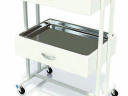 Столик процедурный, столик хирургический - фото 2