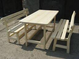 Столы, скамейки, лавки