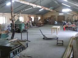 Строительный бизнес вместе с производственной базой