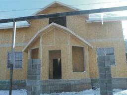 Строительство деревянно-каркасных домов по канадской техноло - фото 2