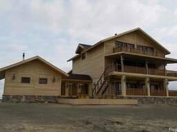 Строительство деревянных каркасно-панельных домов, бань, дач