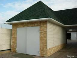 Строительство гаражей - фото 1