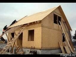 Строительство из легких конструкций