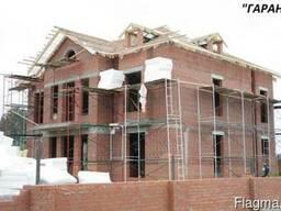 Строительство коттеджей,домов,бизнес-центров под ключ!