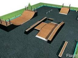 Строительство скейт-площадок