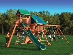 Строительство спортивных и детских площадок!