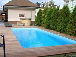 Строительство стационарных бассейнов любой сложности!