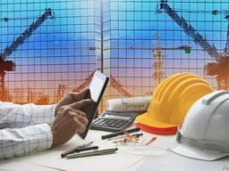 Строительство зданий и сооружений с нуля и под ключ.