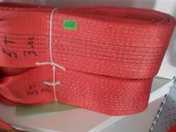 Строп текстильный петлевой СТП 5т/3000мм - фото 2