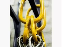 Канаты стальные, стропы, такелаж, захваты, комплектующие - фото 8