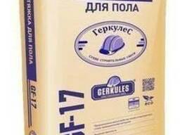 Стяжка для пола Геркулес 25 кг