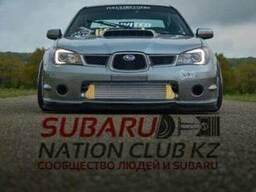 Subaru nation club Kazakhstan