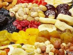 Сухофрукты орехи оптом