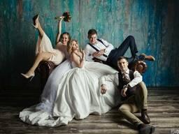 Свадебная Фото и Видеосъёмка.Фотограф