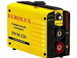 Сварочное оборудование Eurolux IWM220