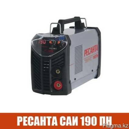 Сварочное оборудование Ресанта САИ 190 ПН