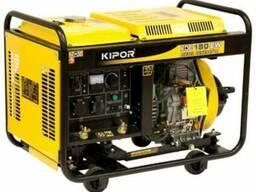 Сварочный генератор Kipor KGE 280 EW бензиновый