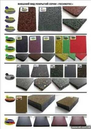 Сверхпрочные рулонные напольные покрытия