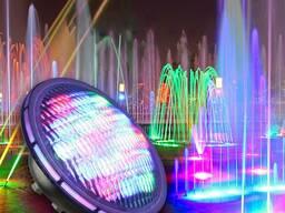 Светильники для бассейнов и фонтанов
