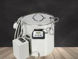 Сыроварня Bergmann, 30 литров ТЭН и автоматика