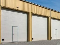 Техническое обслуживание промышленных ворот
