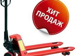 Тележка гидравлическая (рохля) 2500 кг