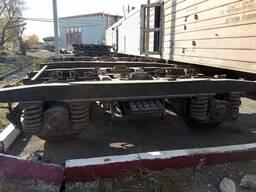 Тележка железнодорожная для грузовых вагонов