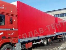 Тенты автомобильные(автотент) от К-СПЛАВ-ТЕНТ