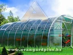 Теплица «Удачная Стандарт» дина 6 метровСПК АГРО-ТИТАН 4 мм