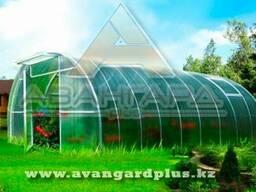 Теплица «Удачная Стандарт» СПК Skyglass 4мм
