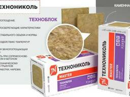 Теплоизоляционные плиты ТехноБлокСтандарт 40-50 кг/куб. м 50