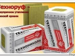 Теплоизоляционные плиты ТехноРуф Н30**100-130 кг/куб. м50