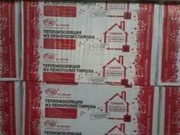 Теплоизоляция из пенополистирола (Пенопласт)