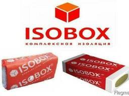 Теплоизоляция Изобокс Руф В (180) Для плоских кровель