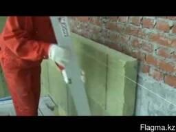 Теплоизоляция кровли, перекрытия, фасадов минплитой