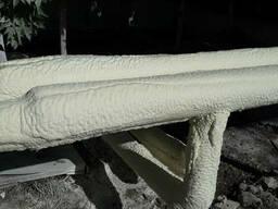 Теплоизоляция пенополиуретаном - фото 1