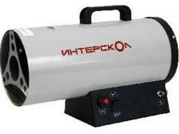 Тепловая пушка газовая ТПГ-15, 3-15 кВт, 330 м3/ч, 0,76-1,2