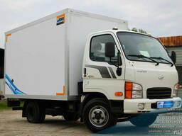 Термофургон Hyundai HD35L от COND